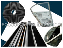 Automotive Bedding Extrusion Strip butyl sealant tape