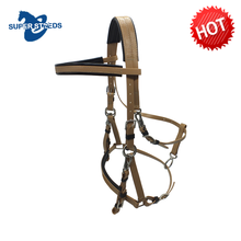 Easy Clean PVC Horse Bridle And Rein Set Horse Tack Manufactured In China