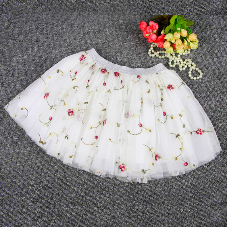 LS1726 wholesale children's boutique OEM 2017 New style mini skirts for girls