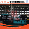 CE standard automatic plc control injection molding machine