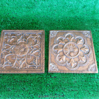 Artifical Cement Square Antique Tiles On