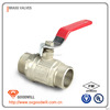 forged ss316 trunnion ball valve