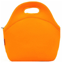 Promotional wholesale custom insulated tote neoprene lunch bag