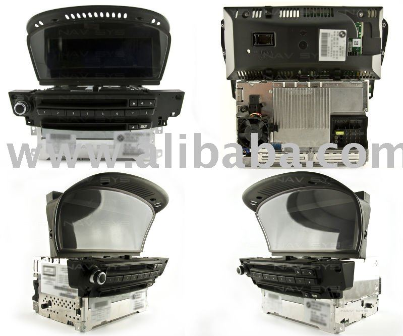 USED BMW E60, X5, E39, E38, E46, E53 navigation system