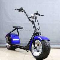 Dogebos 2 wheel 1000W Best quality Adult citycoco electric motorcycles made in China
