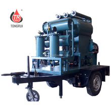 1 stage Insulation Oil purifier unit/Transformer Oil Purification/Dielectric Oil Dehydration plant