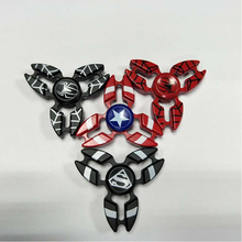the new metal spinner Plaything Metal Spinner fidget spinner relaxing toy