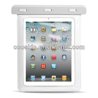 for ipad PVC Waterproof Bag