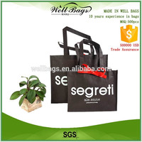 high quality cheap printed shopping non woven bag for sale