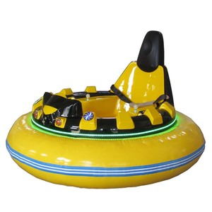 Theme Park Ice Battery Electric Inflatable Dodgem Medium Normal bumper car FLMC-A3000