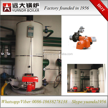 Gas/oil half ton steam boiler for rice mill