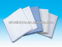 plastic disposable bed sheet non woven for hospital