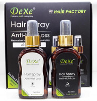 Hair grow spray with ginseng and chinese herbal