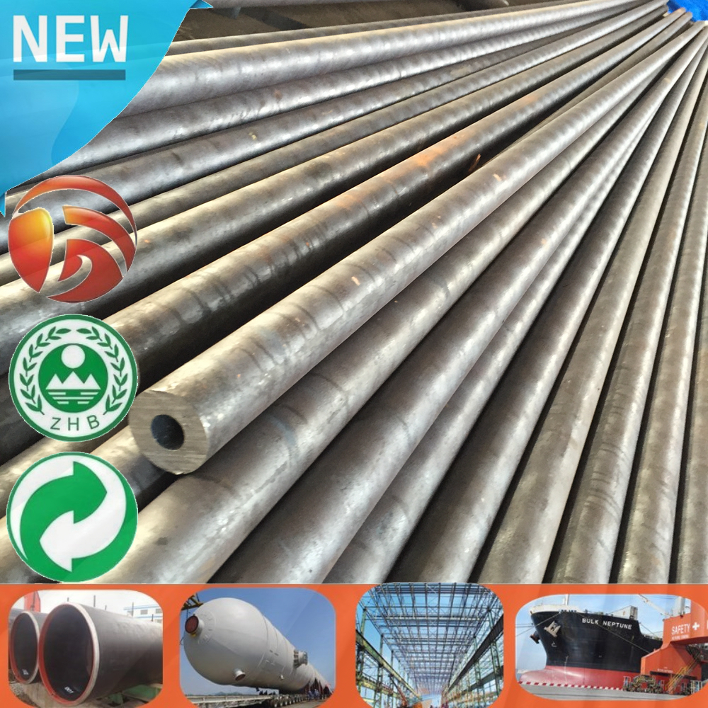 20#/1020/S20C/C20C Various Sizes hollow pipe size Hot Sale Large Stock l80 steel pipe material properties