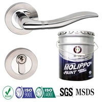 Glossy Stainless Steel Coating Paint