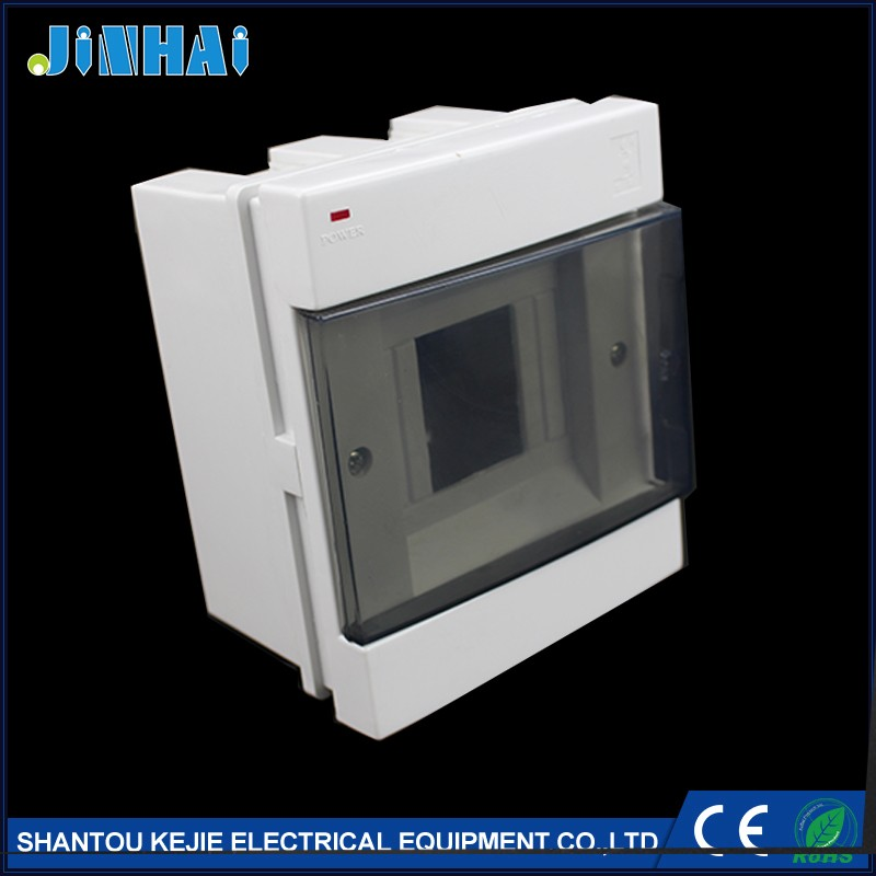 Hot Selling Plastic Flush Type Indoor Distribution Box