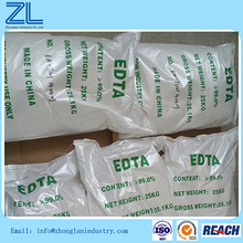Popular White crystal powder High Purity 99% EDTA supplier