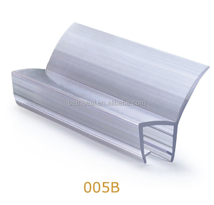 Sliding Glass Door Seal Strips Protective Extruded Rubber