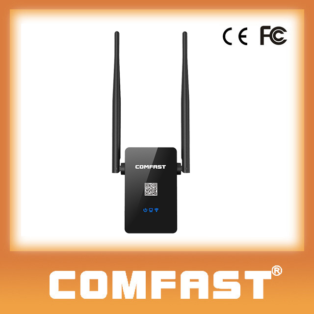 750Mbps Dual Band AC Wifi Repeater,300Mbps repetidor wireless