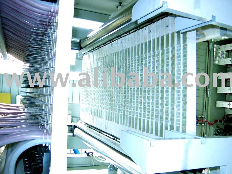 micro electrostatic wide web perforators PS-XXXX-X