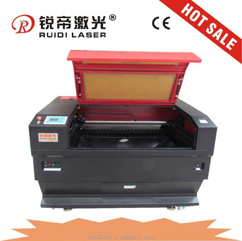 Guangzhou Ruidi Economic RD 1390 (1300X900MM) with 120w Acrylic Laser Cutter