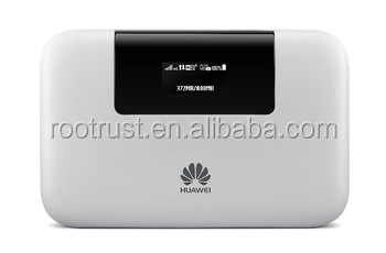Original Power Bank 3G 4G WiFi Router with Power Bank SIM Card Slot RJ45 Port Unlocked Huawei E5770