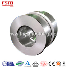 FSTB FPA thermostatic bimetal strips for wholesales