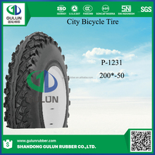 Cheap China bicycle tyres 200x50 on sale