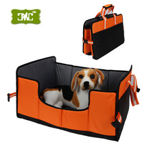 orthopedic Pet Folding Carrier Cat / Dog Breathable EVA Comfort Travel Tote Folding bed