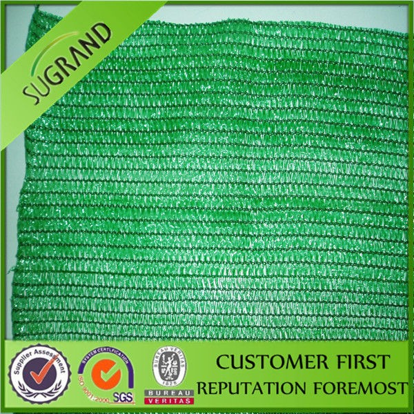 HDPE Sail Material and Shade Sails & Enclosure Nets Tape+Mono Type Windbreak and Shade Netting