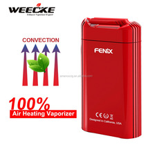 New design convection air heating dry herb vaporizer from weekce, best selling dry herb vaporizer kit