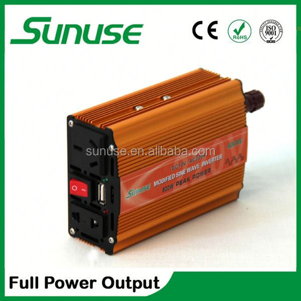 modified sine wave inverter 400W high frequency inverter transformer circuit, pure sine inverter