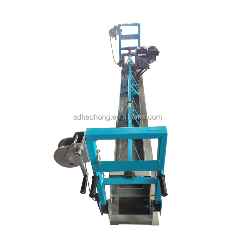 concrete vibrating beam concrete vibratory truss screed price