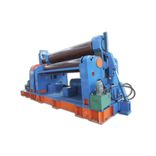 china ce biggest plate or pipe 3roll bending/olling <strong>machine</strong>