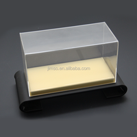 Acrylic display case, customized clear acrylic box, display box for toy or shoes