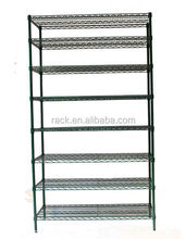 9F - Heavy Duty Steel Supermarket Wire <strong>Shelf</strong> Rack , NSF & SGS Approval,Exporting to 50 Countries, 15 years Factory