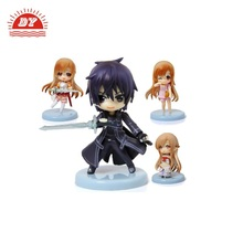 Toy anime figure action figures china