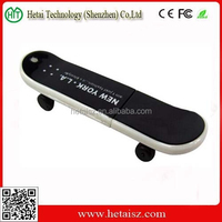 Hot Sale Best Quality Skate Board USB Flash Pen drive 4GB in low Price