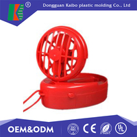 Trade assurance plastic injection molded plastic fan blade