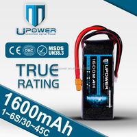 Racer Series 1500mAh 3S 65-130C Multi-Rotor lithium ion rechargeable battery 1500mah For FPV Minis