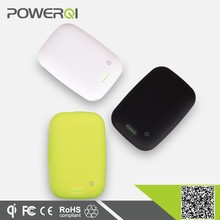 Powerqi T400 4000mA portable qi charger,wireless power bank for Nokia Limia