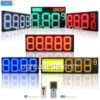 LED Digital Gas Price Sign for Gas Station