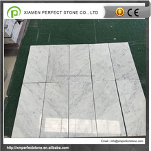 24x24 White Carrara Marble Tiles With High Polished Price