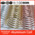 binding materials Wire diameter 2mm any size Gold Anodized Aluminum Coil