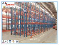 Q235b steel Warehouse Equipment garage shelves storage