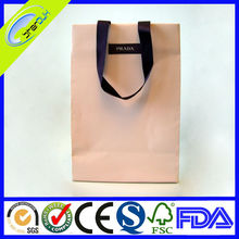 packaging bag with stone paper material