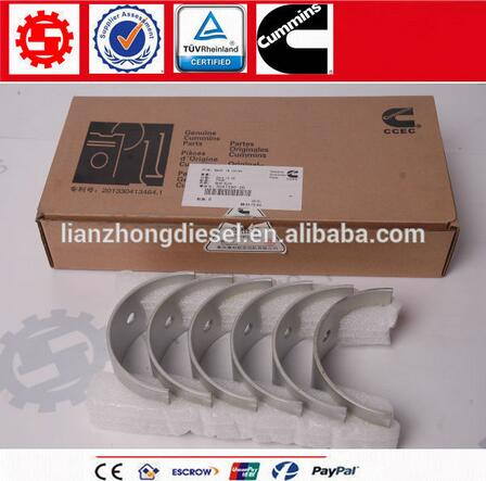 Chongqing Cummins diesel engine parts rod bearing 3047390