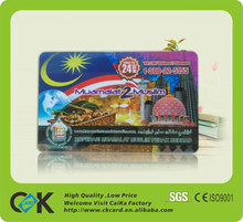 gift card display stand with high quality