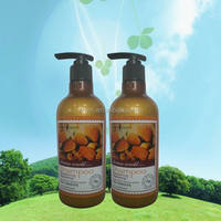 Tinla walnut oil nourishing and blackening shampoo 500ml
