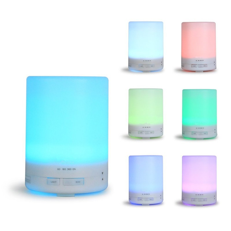 China Factory Top Quality 300ML Color Changing Light Wholesale Ultrasonic Aromatherapy Diffuser